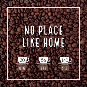 No Place Like Home Coffee